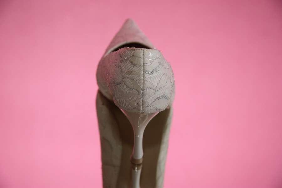 Туфли цвет айвори купить интернет магазин